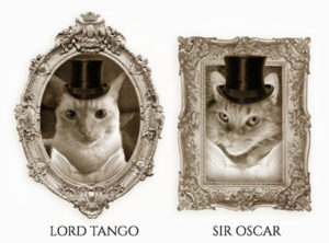 Lord Tango and Sir Oscar